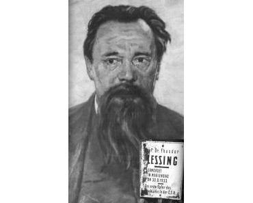Theodor Lessing und der jüdische Selbsthass