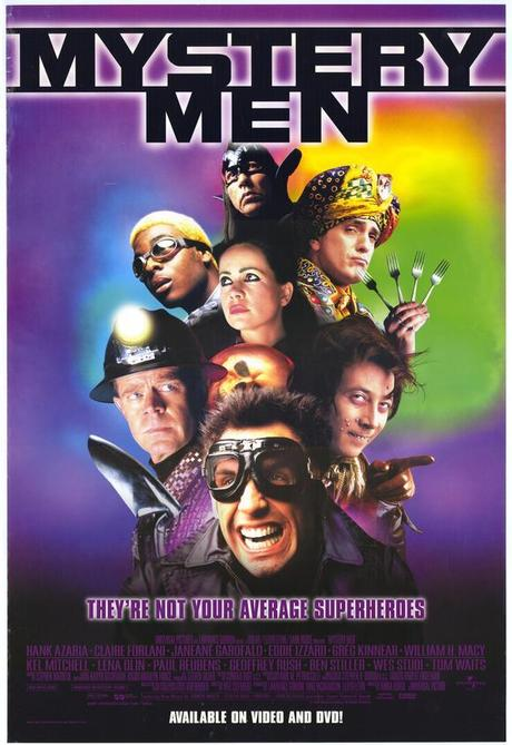 Review: MYSTERY MEN - Die vergessene Superhelden-Karikatur