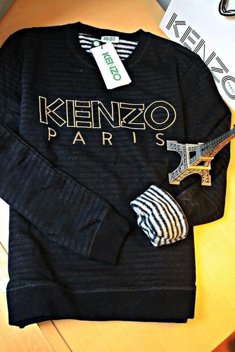 New In - Paris Shopping : Kenzo