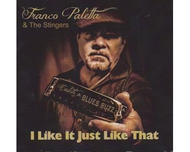 Franco Paletta & The Stingers - I Like It Just Like That