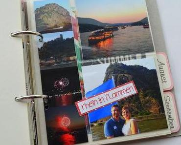 memory book / erinnerungsbuch / juli