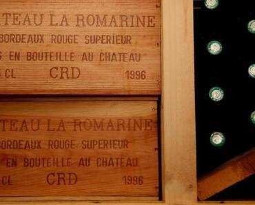 Der Spätsommer ist die Zeit der Weinmessen in den großen französischen Supermärkten