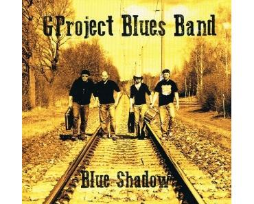 GProject Blues Band - Blue Shadow