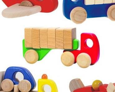 Gewinne schönes Holzspielzeug für die Kleinsten