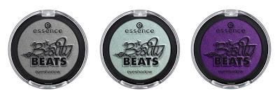 "essence trend edition ""beauty beats – girls on tour with Justin Bieber"""