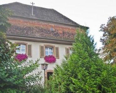 Die Bruckmühle in Kandern-Wollbach