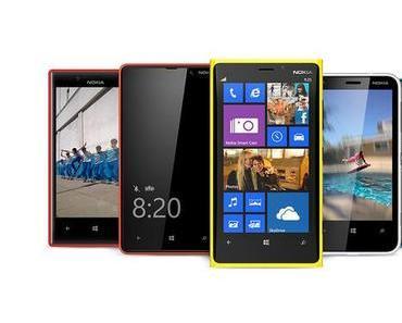 Nokia Lumia Update Amber ist bald da – Die Fakten