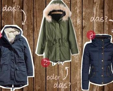 Autumn and winter must haves