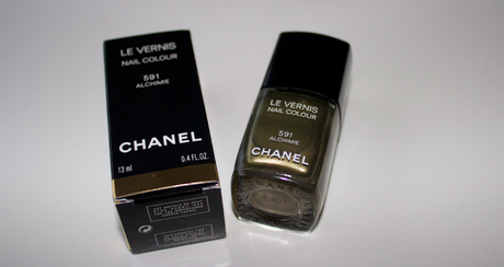 Chanel Swatches Part II