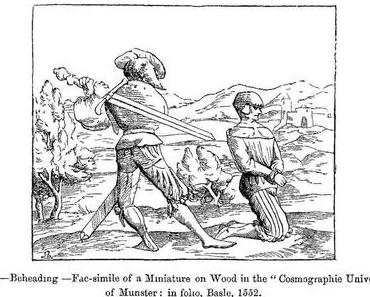Nationaler Enthauptungstag – National Beheading Day