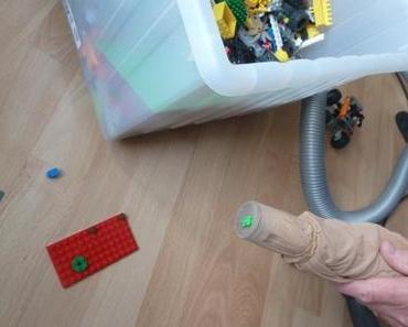 Trick 77: Staubsaugen ohne Verluste