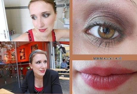 [Monday Make-Up Madness] Rock'n'Roll