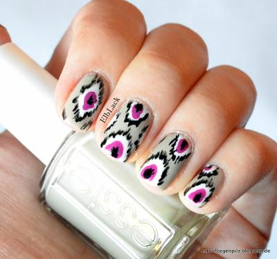 Nageldesign: Ikat Nails