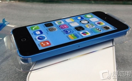 iphone5cblau