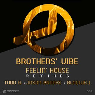 Release Empfehlung: Brothers' Vibe - Feelin' House (The Remixes)