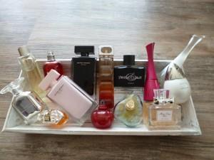 Parfüm ist wie die LIEBE…