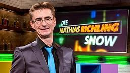 EDWARD SNOWDEN heute in der MATHIAS RICHLING SHOW!!!