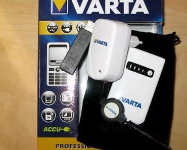 Varta Professional V-Man Power Pack Ladegerät