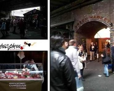 Borough Market – London