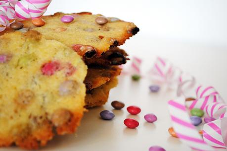 Subway cookies rezept mit smarties