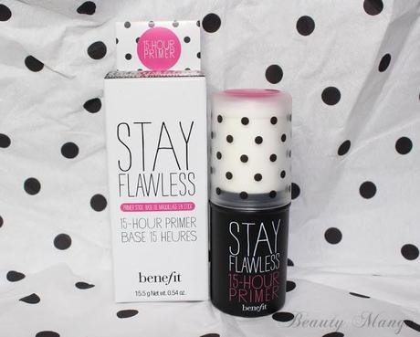 [Review] Benefit Stay Flawless 15-Hour Primer