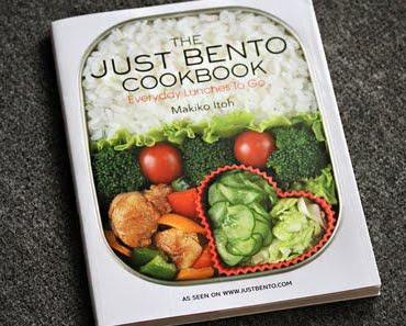 Buch-Review: Just Bento Cookbook - Everyday Lunches To Go von Makiko Itoh