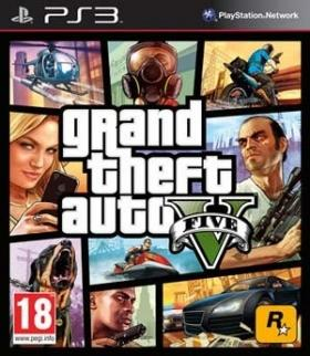 Grand Theft Auto V - uncut (AT)  PS3
