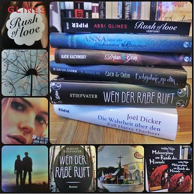 Bücherzuwachs September 2013 - Teil 1