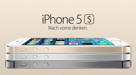 Das fantastische Design des iPhone 5S