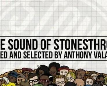 THE SOUND OF STONES THROW | MIXED AND SELECTED BY ANTHONY VALADEZ (free mixtape)
