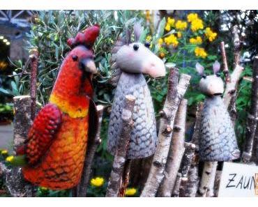 Deko-Tipps - der Herbst 2013 erstrahlt in beerigen Farben