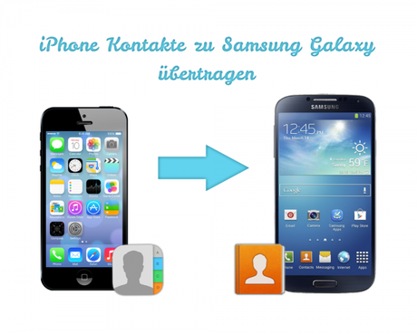 Handy Kontakte Auf Iphone Ubertragen