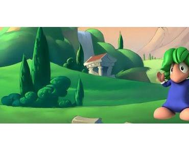 Lemmings stürmen die PS Vita