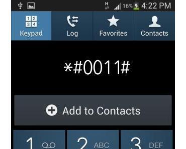[HowTo] Unlock Galaxy S4 (mit jeder SIM)