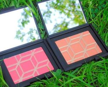 And the beautiful NARS Blushes go to...