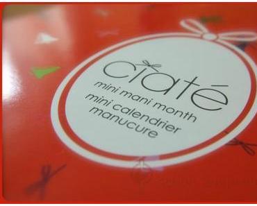 Er ist wieder da, der CIATÈ  Adventskalender von QVC…Weihnachten wird bunt!