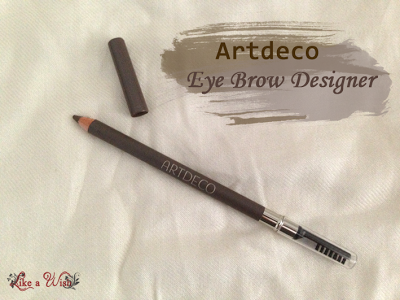 [Review] Artdeco Eye Brow Designer