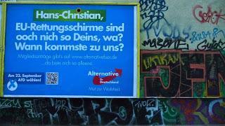 Ein Morgengruß der AfD Kreuzberg an Christian Ströbele