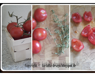 Tomaten trocknen und einlegen * Westfalia * Dörrgerät / Part 2
