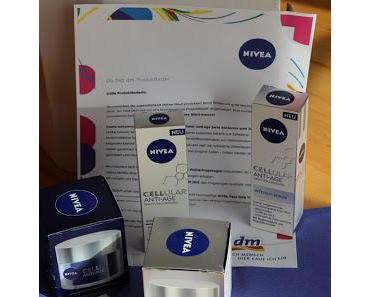 Habe jetzt 18 Tage lang die- Nivea Cellular Anti-Age Pflegeserie getestet