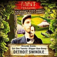 Deep House, House Mix: Detroit Swindle - Mint Festival Podcast #2