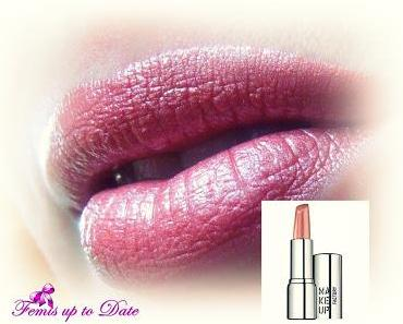 Make up Factory Lip Color - 198 Glazed Rose
