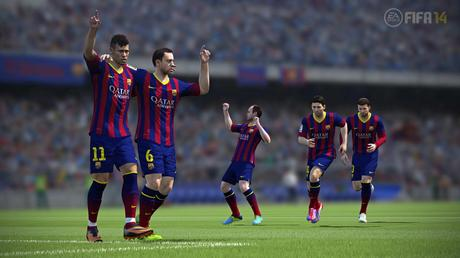 FIFA 14: Trailer zeigt Trade-in-System