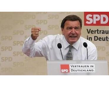 Gerhard Schröder (Kanzler 1998-2005)
