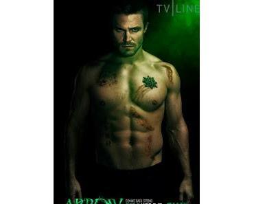 Arrow: Deutschlandstart geglückt - Neue Poster zu Season 2 veröffentlicht
