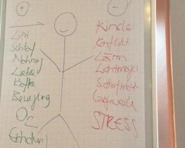 Umgang mit Stress: Streich die Kinder weg und relaxe?