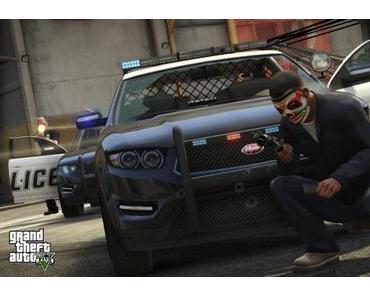 Erster Eindruck: Grand Theft Auto 5