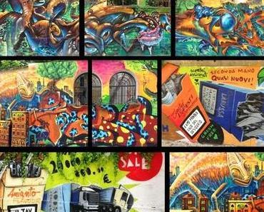 Mailand Graffiti
