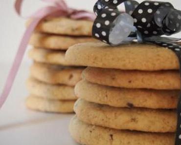 Schoko-Cashew-Cookies (vegan)