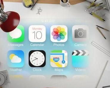 iOS 7 – das neue iPhone Betriebssystem